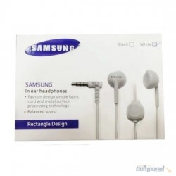 Fone De Ouvido Samsung In Ear Headphones Rectangle Design
